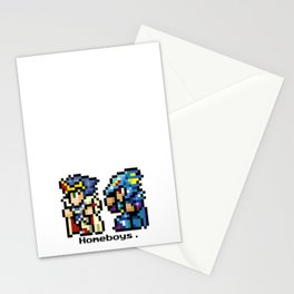 Homeboys (Cecil and Kain) Stationery Cards