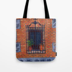 Toledo window Tote Bag