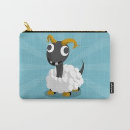 The Dino-zoo: Sheep-saurus Carry-All Pouch