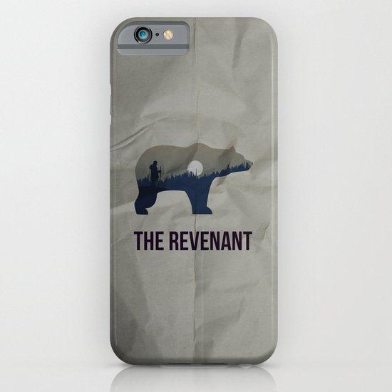 The Revenant Vector Portrait iPhone & iPod Case