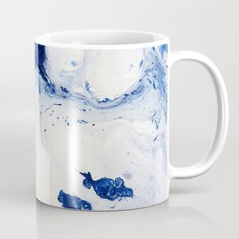 Riveting Abstract Watercolor Painting Coffee Mug