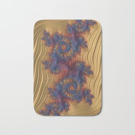 Foreverness Of Fractals 03 Bath Mat