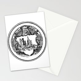 Conquest of the New World Stationery Cards