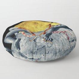 The Venus Priestess Floor Pillow