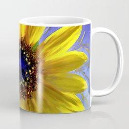 Sunflower Azul Coffee Mug