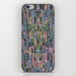 SHATTERED PIECES iPhone Skin