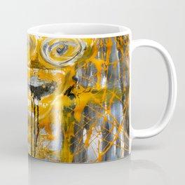 Drip Painting Coffee Mug