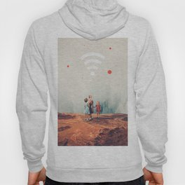 Wirelessly connected to Eternity Hoody