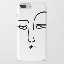 Jasmine's Judging iPhone Case