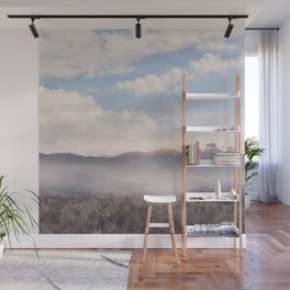 Sunrise v3 Wall Mural