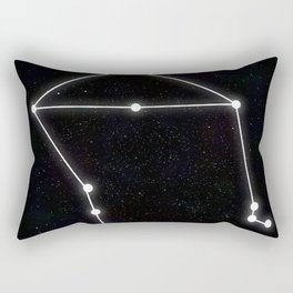 LIBRA (CONSTELLATION) Rectangular Pillow