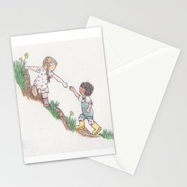 Helping Hand Stationery Cards