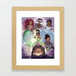 Dream In Color Framed Art Print