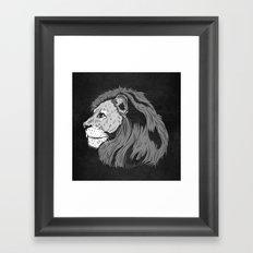Heir To The Throne Framed Art Print