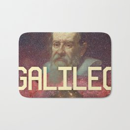 Visions of Galileo Bath Mat