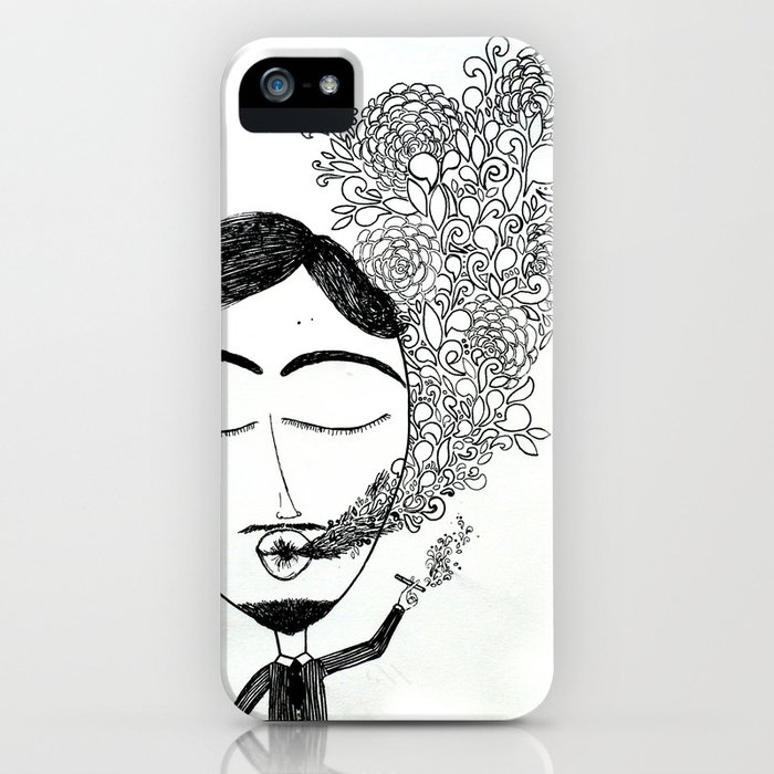 The Blow iPhone Case