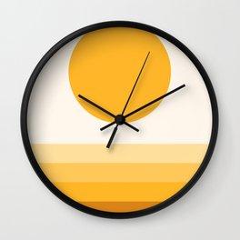 Sunseeker 17A Wall Clock