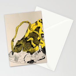 The Tree Trunk Man Stationery Cards