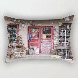 The Antique Shop Rectangular Pillow
