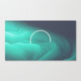 Undertow Canvas Print
