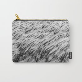 Utah tall grass Carry-All Pouch