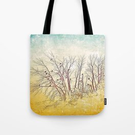 :: There's Vultures Out There :: Tote Bag