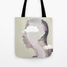 Brain Fog Tote Bag
