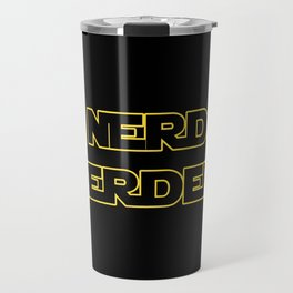 Nerd Herder Travel Mug