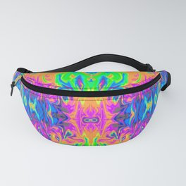 Psychedelic Spill 6 (Mirror Lab version) Fanny Pack