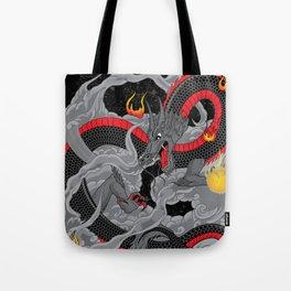 Heavenly Dragon Tote Bag