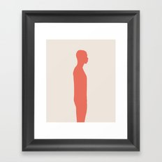fashion collection II Framed Art Print