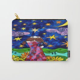ME QUIERO MUHO A MI Carry-All Pouch
