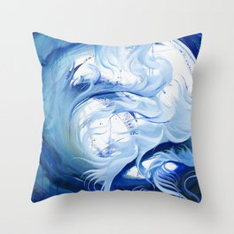 Sea & Me 25 Throw Pillow