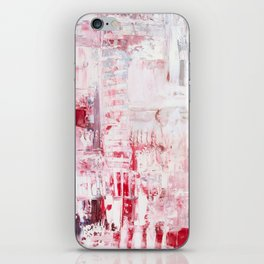 abstract I iPhone Skin