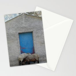 Sheep to Door Stationery Cards