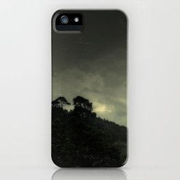 The Hills Show The Way iPhone Case