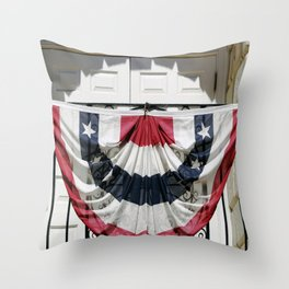 Country Pride Throw Pillow