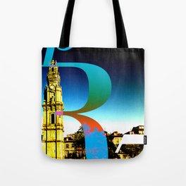 PORTO / CLÉRIGOS Tote Bag