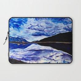 Road Trip Blues Laptop Sleeve