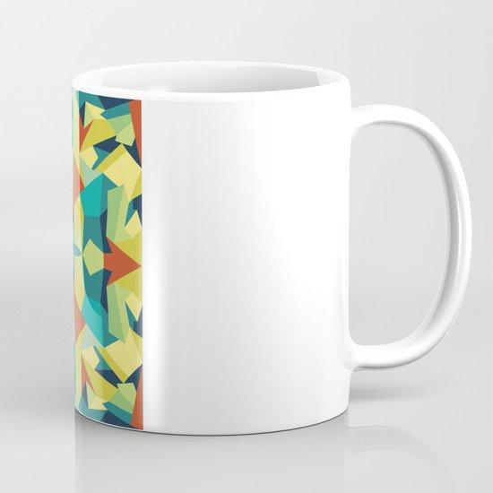 Colorful All Coffee Mug