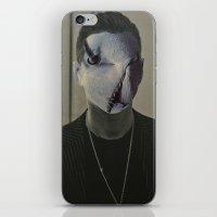 depeche mode iPhone & iPod Skins featuring Gahan ,  the  Depeche  Monster   by SZILVIO KOLLÁZS