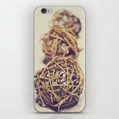 CircleCircleCircle iPhone & iPod Skin