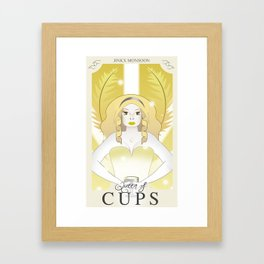 Jinkx Monsoon Tarot Card Framed Art Print