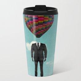 balloon man Metal Travel Mug