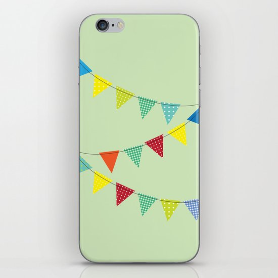 Hurray for boys! iPhone & iPod Skin