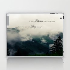 Dream Big II Laptop & iPad Skin
