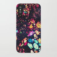 minerals iPhone & iPod Cases featuring MINERALS - for iphone by Vertigo