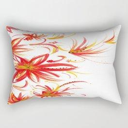 Fall Colors Rectangular Pillow