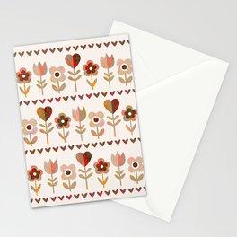 LOVE GARDEN - VINTAGE Stationery Cards