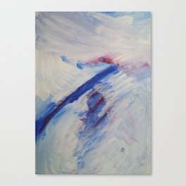 Flute of Harmony Canvas Print